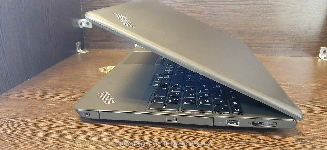 لپ تاپ استوک لنوو مدل Lenovo thinkpad E560 با مشخصات i7-8GB-1TB-HDD-2GB-AMD-Radeon-R7