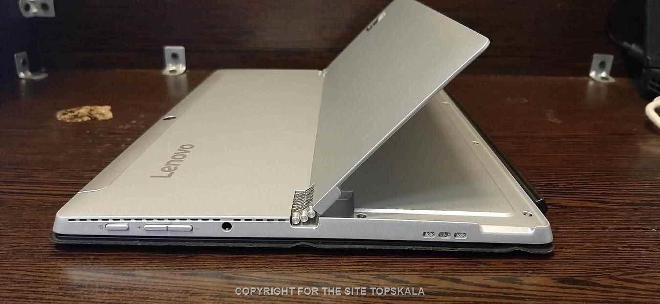 لپ تاپ تبلتی استوک لنوو مدل IDEAPAD MIIX 510 با مشخصات i5-8GB-256GB-SSD-2GB-2GB-intel-HD