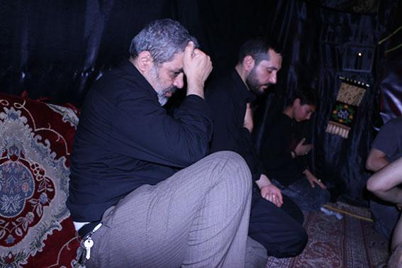 مراسم ششمین سالگرد شهادت شهیددولت آبادی