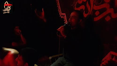 مداحی کربلائی ابوذر نظری در مراسم هفتمین سالگرد شهادت شهید محمد علی دولت آبادی
