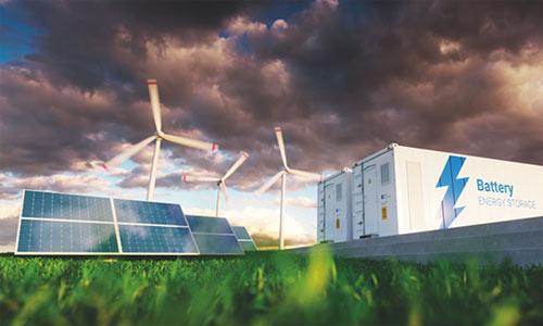 سهم ۵۰ درصدی انرژی خورشیدی، بادی و باتریها در چشمانداز برق سال ۲۰۵۰