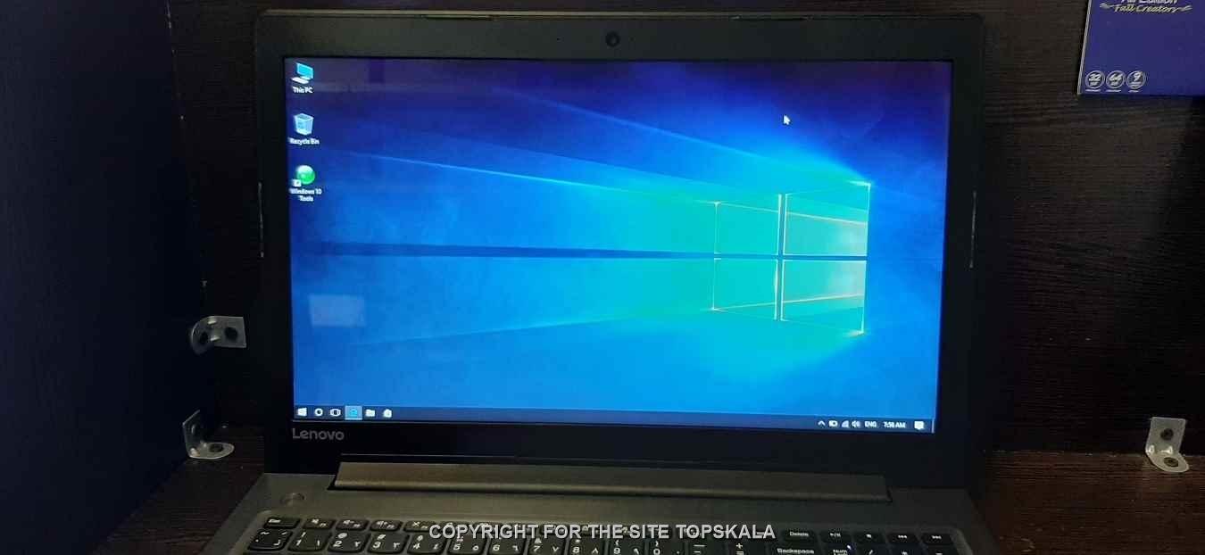 لپ تاپ استوک دل مدل Lenovo ideapad 310 با مشخصات i3-8GB-1TB-HDD-2GB-nVidia-GT-940M