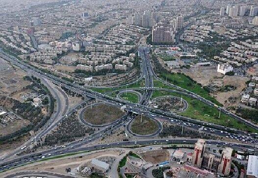 ۶ بزرگراه و ۷ دره رود تهران در خطر سیلاب/تداوم زمینلغزشهای بعد از سیل گلستان