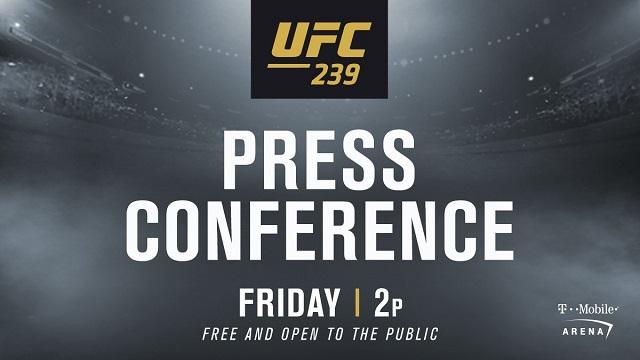 کنفرانس  خبری تابستانه ی  یو اف سی : UFC Summer Press Conference 2019