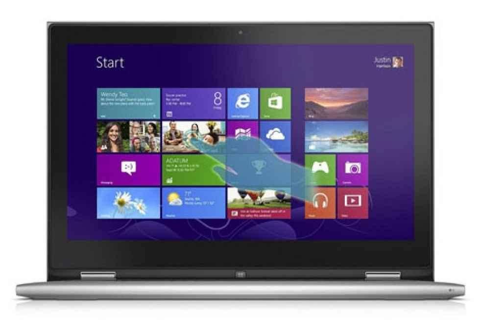 دل / لپ تاپ استوک دل مدل DELL Inspiron 7352