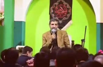 فکرتان را به امام زمان بدهید حاج حسین یکتا