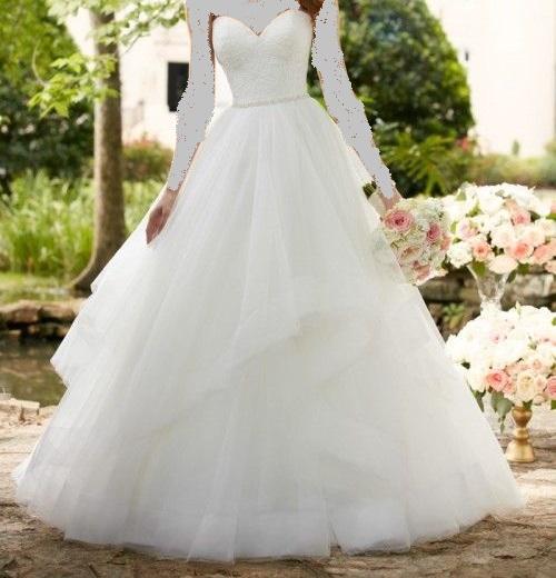[تصویر: آلبوم عکس لباس عروس دکلته(قوانین جدید برای گذاشتن عکس در پست اول)]