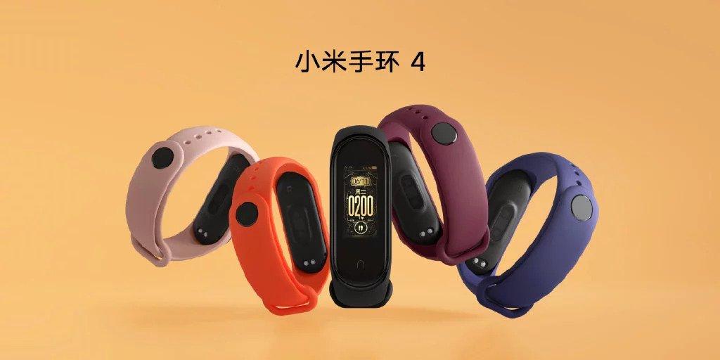 xiaomi mi band 4 smart wristband bracelet Xiaomi Mi Band 4 Smart Wristband Bracelet Xiaomi Mi Band 4 Smart Wristband Bracelet2