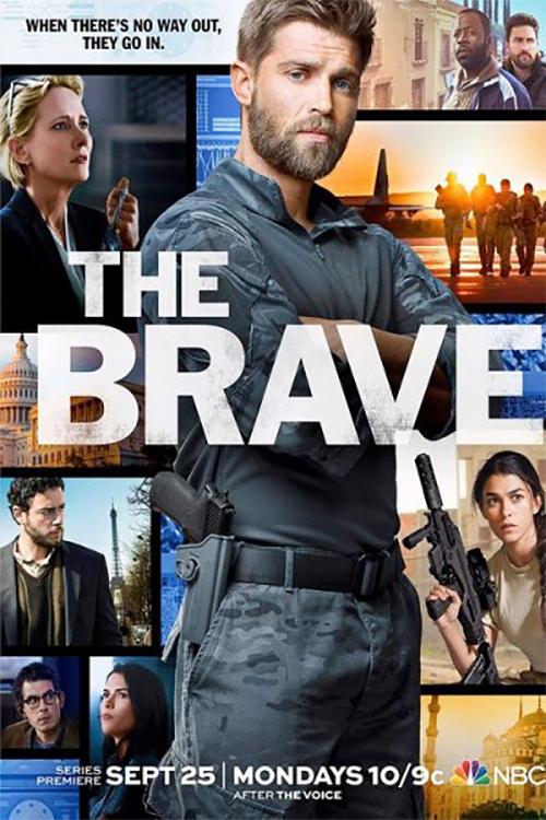 سریال شجاع