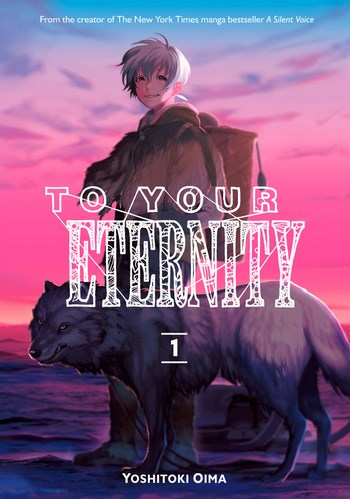 Cover To Your Eternity