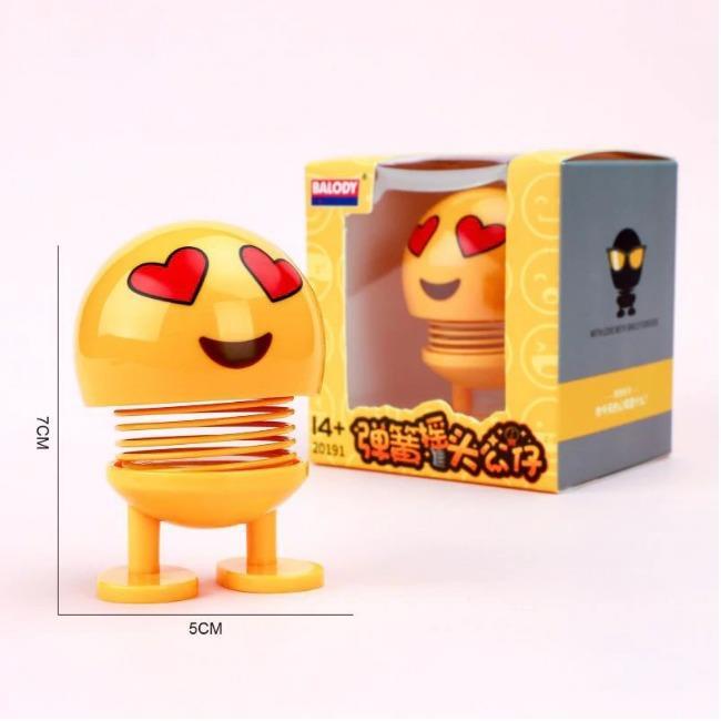 فروش عروسک فانتزی ایموجی فنری