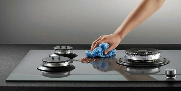 تمیز کردن بدون مواد شیمیای