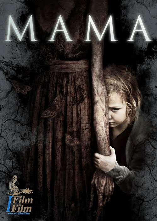 دانلود رایگان دوبله فارسی فیلم Mama 2013