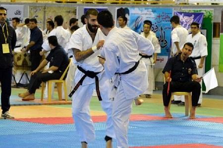 کاراته کاران آستارا قهرمان گیلان شدند