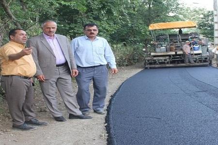 شهردار تالش: ۹ میلیارد ریال برای تعریض پل شهر تصویب شد