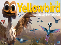 دانلود انیمیشن پرطلا - Yellowbird 2014