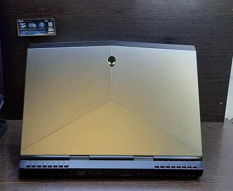 لپ تاپ استوک اچ پی مدل ALEINWARE 15 R3 با مشخصات i7-6gen-16GB-128GB-SSD-1TB-HDD-6GB-nVidia-1060