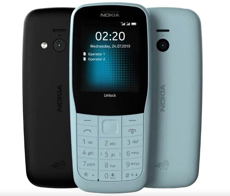 گوشی نوکیا 220 4G