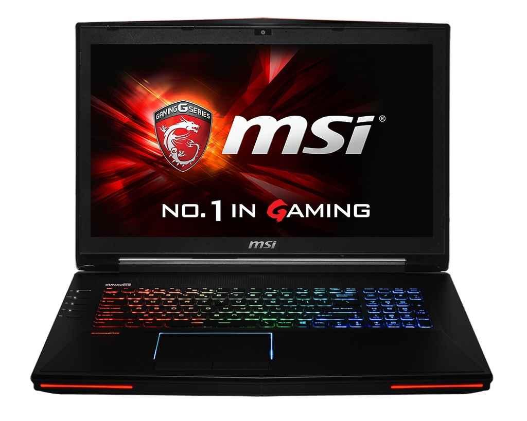 لپ تاپ استوک ام اس آی مدل MSI GE 72 2QE DOMINITOR PRO