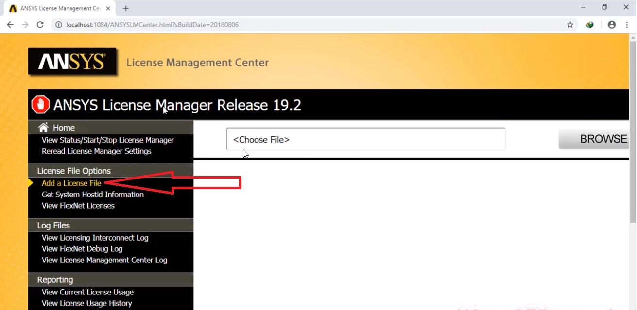 آموزش و راهنمای تصویری روش نصب نرم افزار انسیس 19.2 (Ansys installing guide)