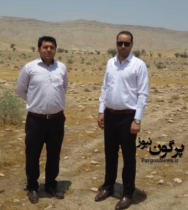 بازدید فرماندار و رئیس امور عشایر از عشایر باروس
