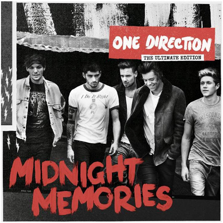 Free Download Midnight Memories Album By One Direction