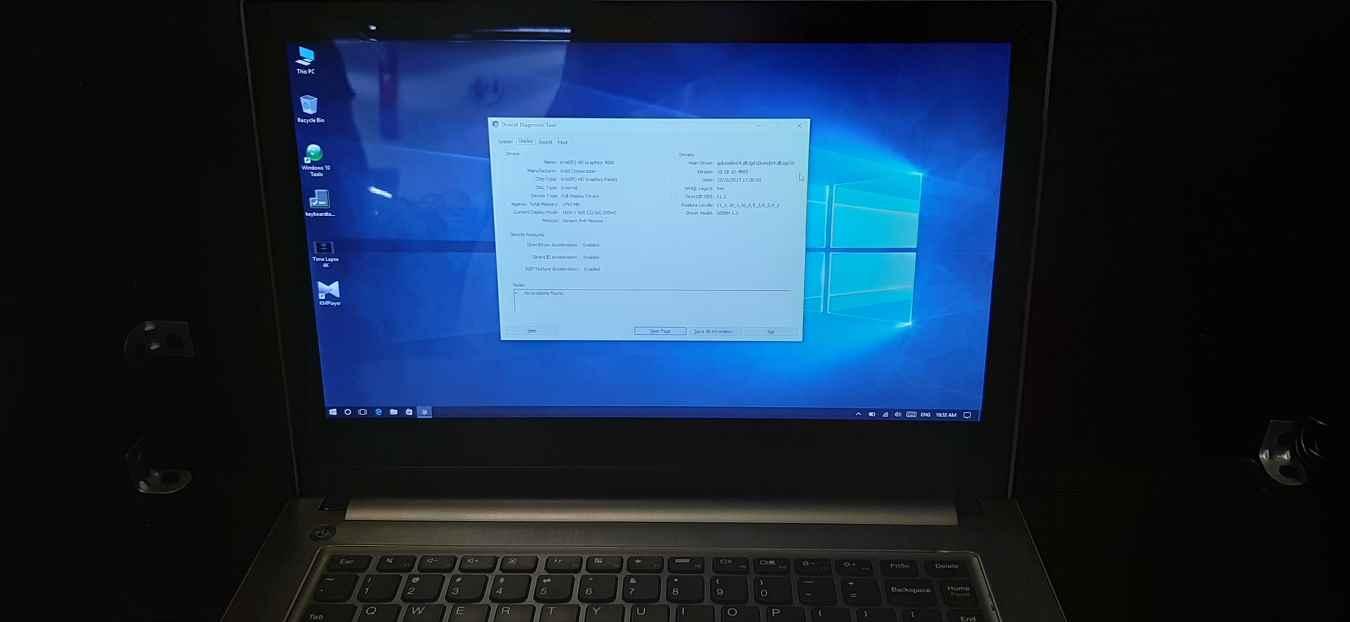 لپ تاپ استوک لنوو مدل Lenovo IdeaPad P400 با مشخصات i5-3gen-8GB-1TB-HDD-2GB-intel-HD-4000