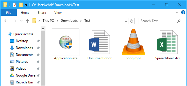 How to Make Windows Show File Extensions?