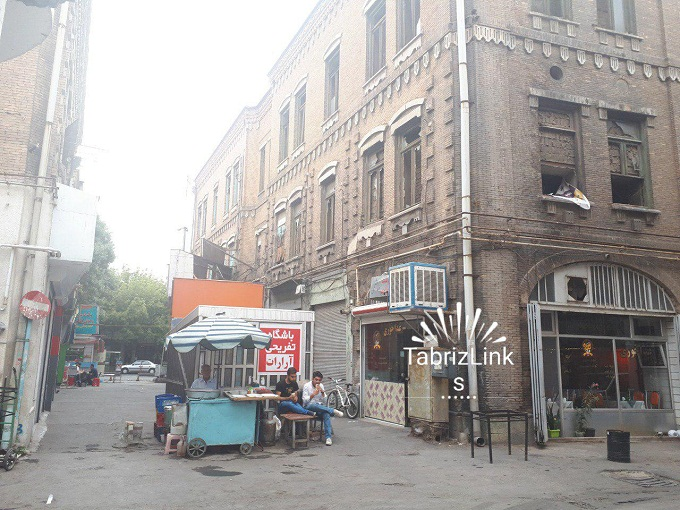بناهای تاریخی تبریز