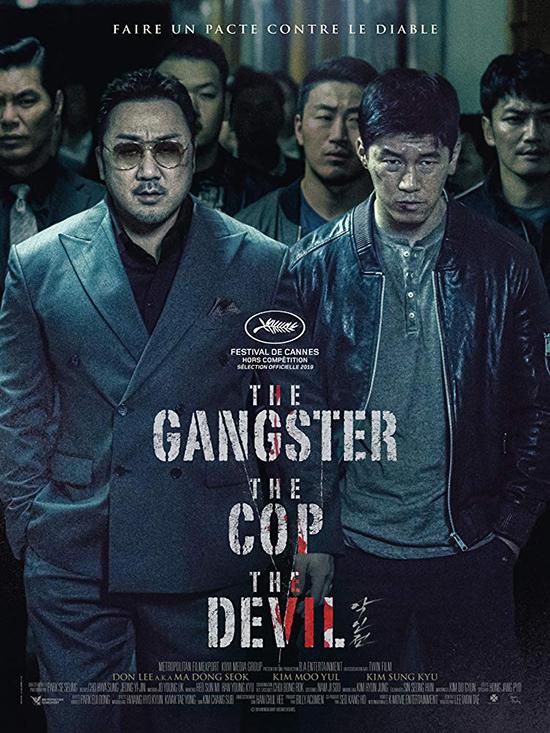 دانلود فیلم گنگستر پلیس شیطان - The Gangster The Cop The Devil 2019