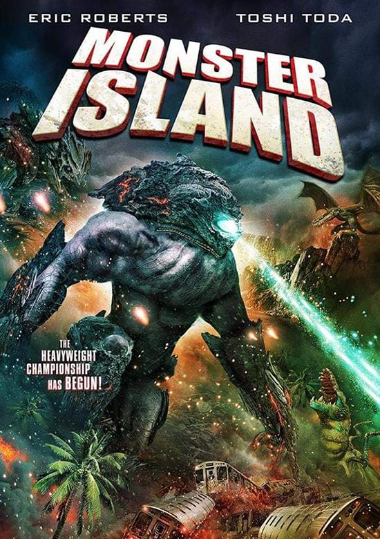 دانلود فیلم جزیره هیولا - Monster Island 2019