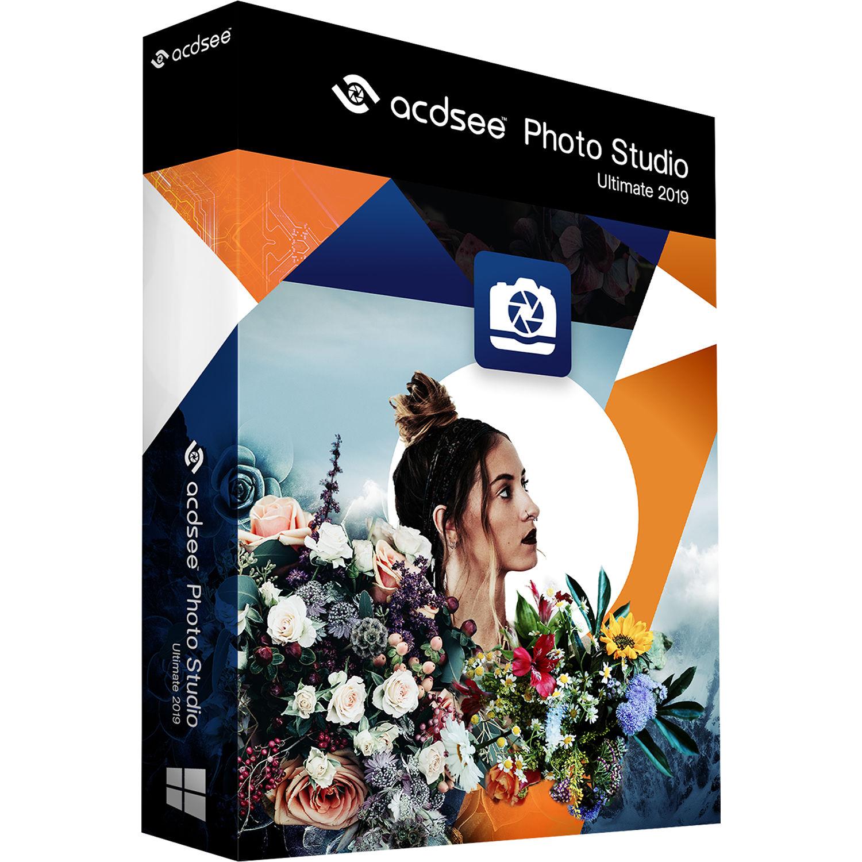 دانلود نرم افزار ACDSee Photo Studio Ultimate 13.0.2001