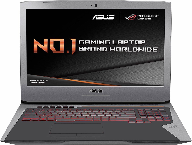 لپ تاپ استوک ایسوس گیمینگ مدل ASUS ROG G752VY